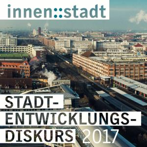 Plakatausstellung zur Stadtentwicklung Rüsselsheim