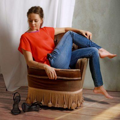 Modefotografie für CMoll-Fashion